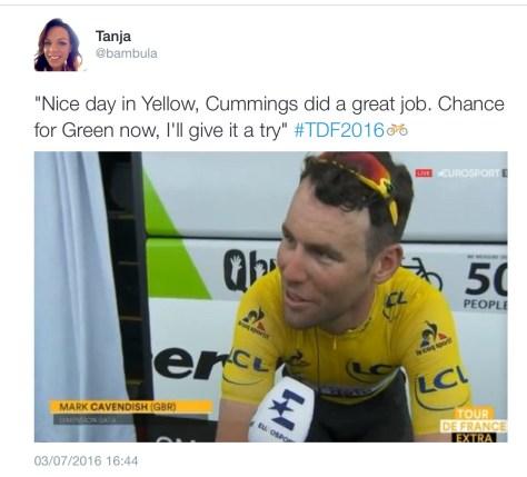 Cav yellow lose