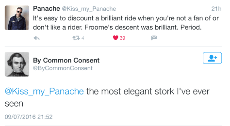 Froome descent 2