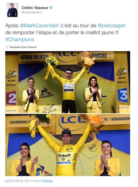 Sagan yellow