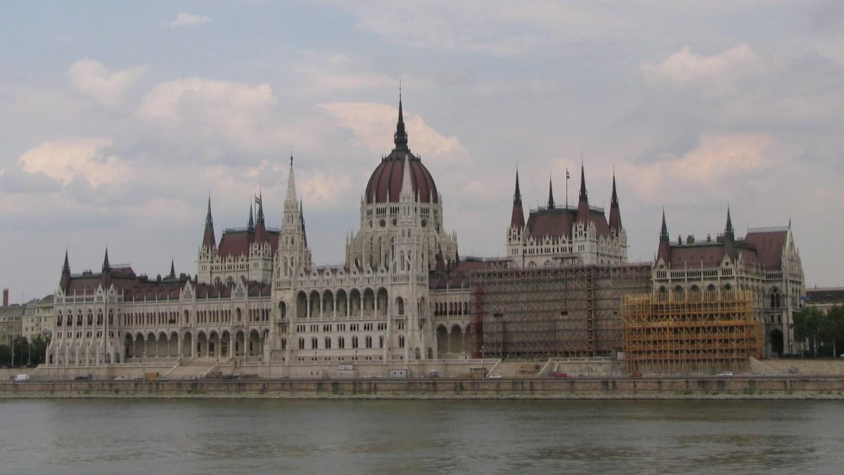 Węgry - dojazd do Budapesztu