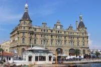 Stacja kolejowa i przystań Haydarpaşa
