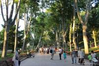 W parku Gulhane