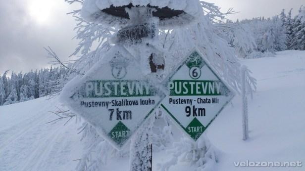 53 kilometry doskonale oznakowanych tras...