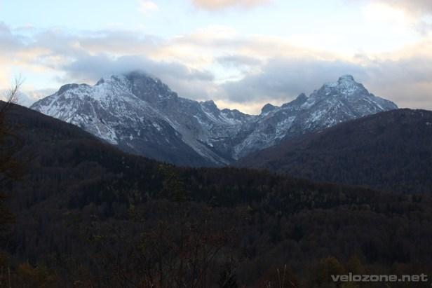 Pasmo górskie Komovi