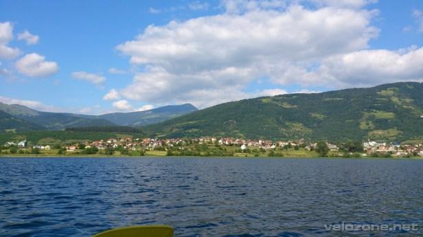 Na jeziorze Plavskim