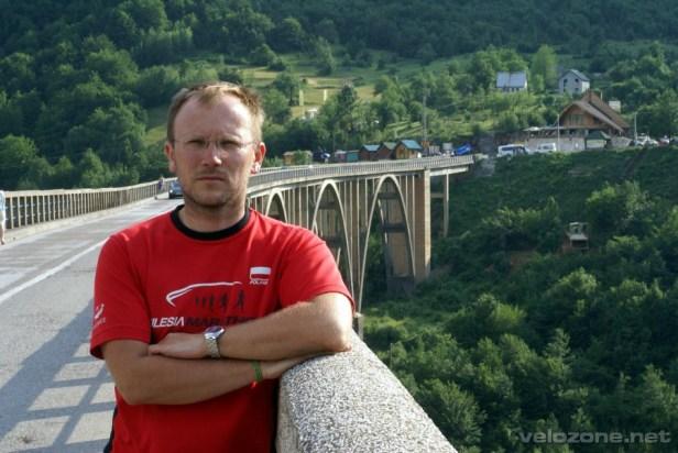 Zrób mi zdjęcie z tym mostem :P