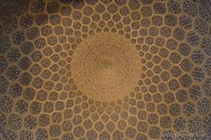W meczecie Sheik Loftallah