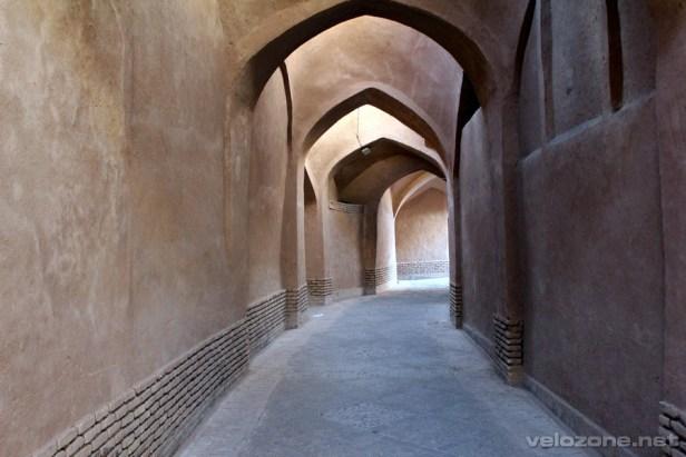 Na starym mieście w Jazd