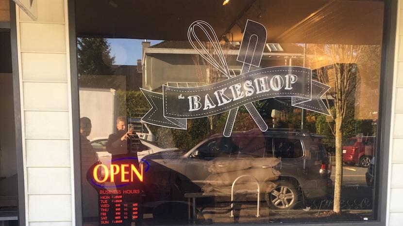 Neighbourhood spotlight: The BAKESHOP
