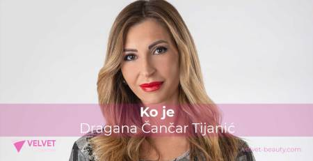 Ko je Dragana Čančar Tijanić, žena, supruga i majka? | Velvet Centar