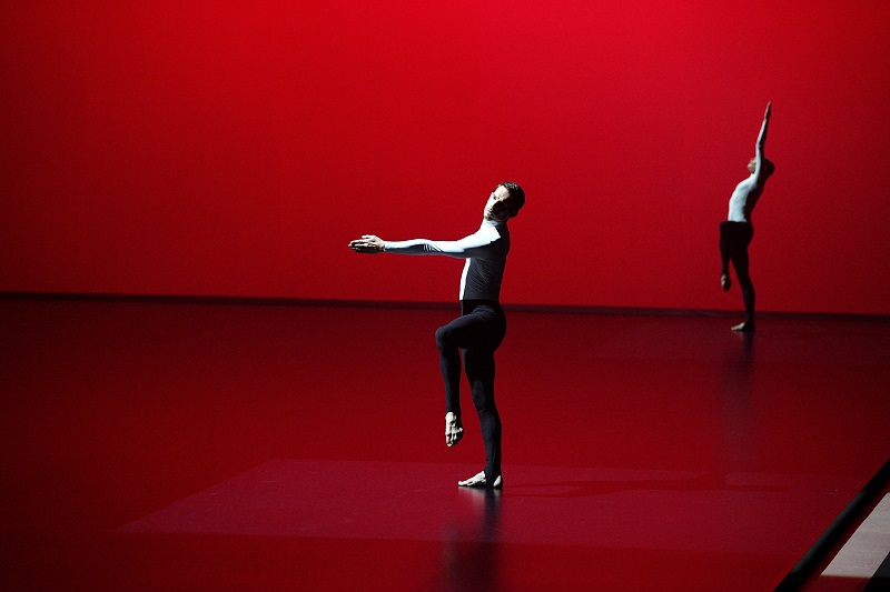 Gucci Hosts Performance By Dancer and Choreographer Michael Clark and His Company
