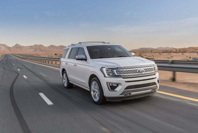 Ford Expedition: The New Generation