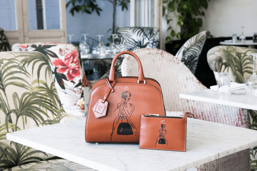 Aspinal of London Takes Britishness To The Next Level With Giles Deacon