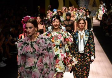 Dolce & Gabbana: First Dubai Showcase
