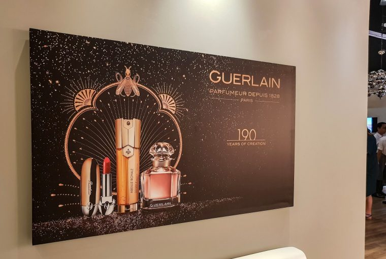 Guerlain 190th Anniversary In Dubai
