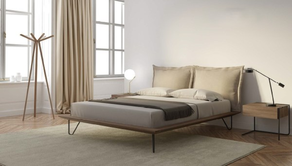Paul Bed solid wood