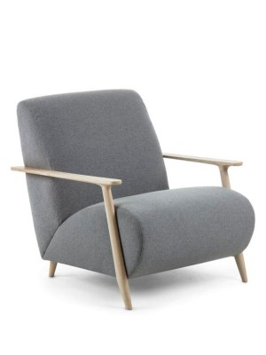 martan armchair grey