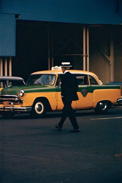 Man in Straw Hat, 1955