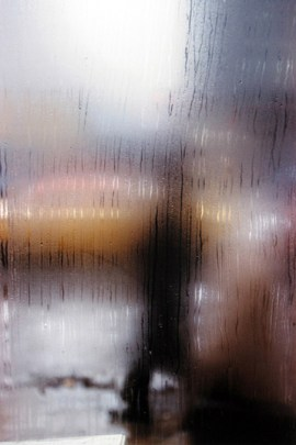 Wet window, 1960