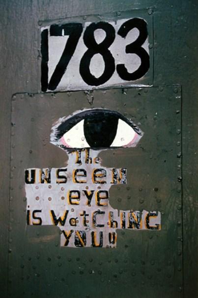 The Unseen Eye, 1958