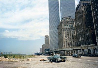 West Side Highway, New York, 1977