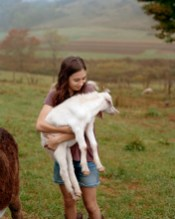 girl on farm 4 001