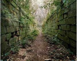 Canal Lock, Blackhand Gorge State Nature Preserve, Licking County, OH