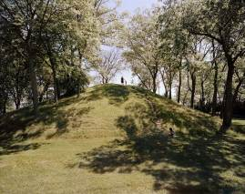 Shrum Mound, Columbus, OH