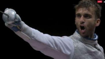 Olimpiadi Tokio 2020, Daniele Garozzo conquista l'argento nel fioretto maschile: tutte le curiosità [FOTO]