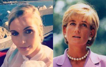 Kitty Spencer, la nipote di Lady Diana si sposa a Frascati: i reali in Italia [FOTO]