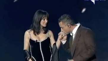 """Eros Ramazzotti e quel 'no' a Monica Bellucci: """"Eravamo liberi"""" [VIDEO]"""