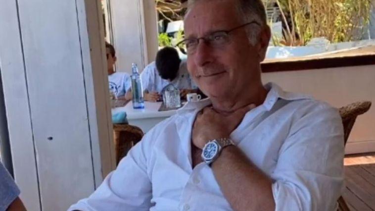 Paolo Bonolis, vacanze in famiglia: le [FOTO] della sua estate
