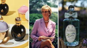I profumi che Lady Diana amava acquistare