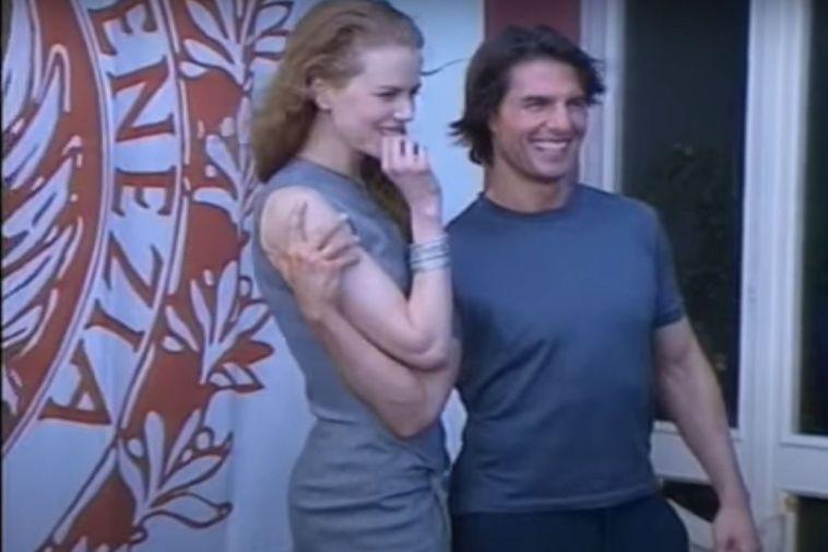 """Nicole Kidman e il matrimonio con Tom Cruise: """"Penso di averlo offerto"""" ai media"""