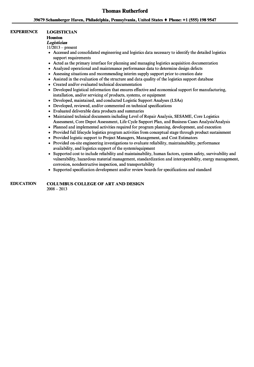 management and program analyst resumes