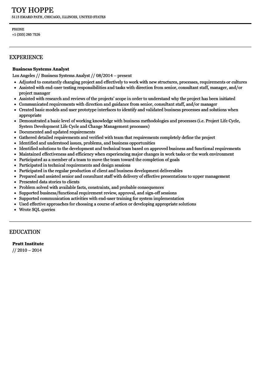 current resume samples 2014