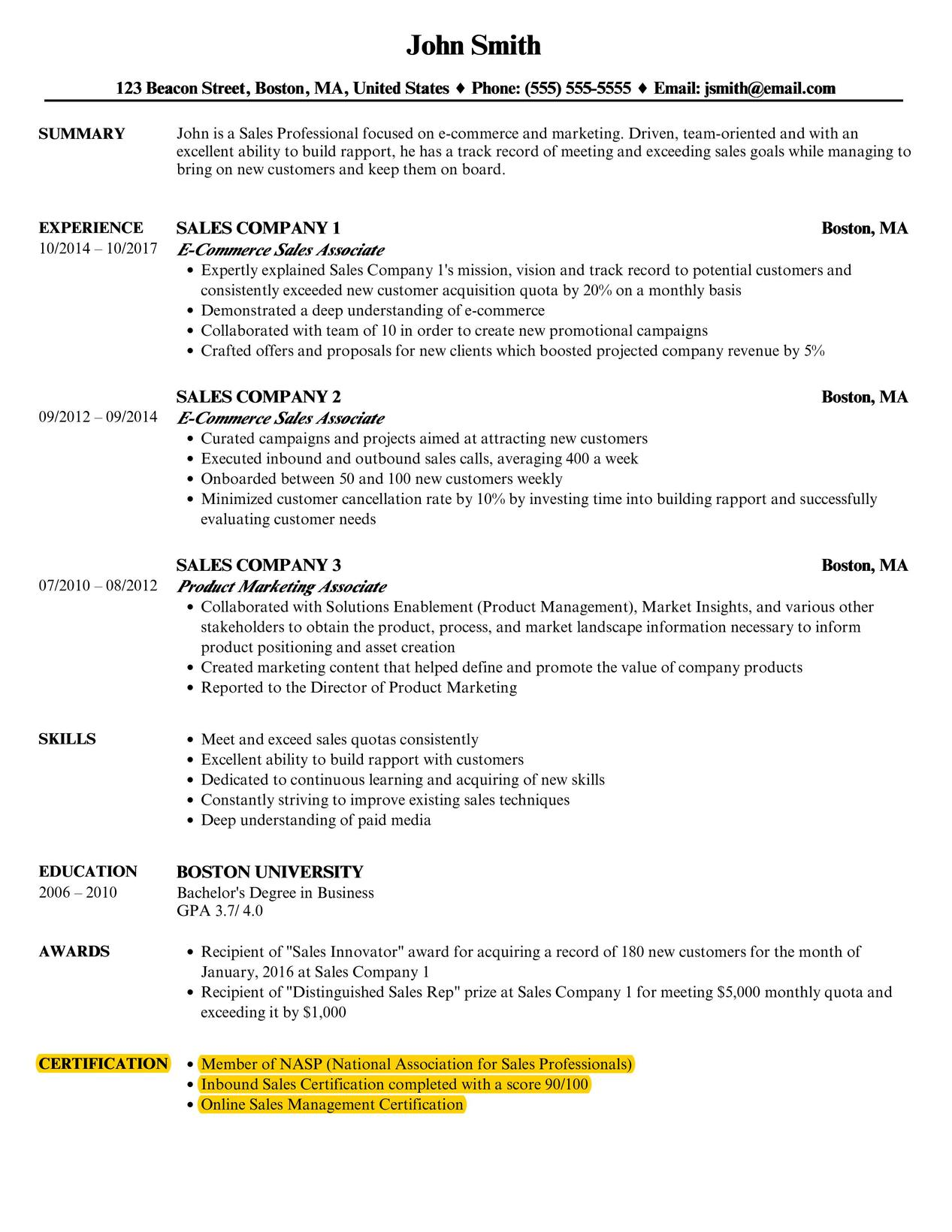 Teacher Resume Skills Section Skills Section Resume Example Example Skills Based Cv
