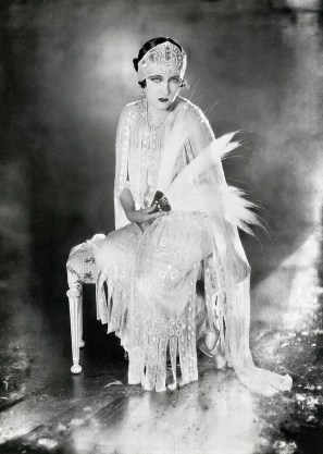 Gloria Swanson by James Abbe, 1921