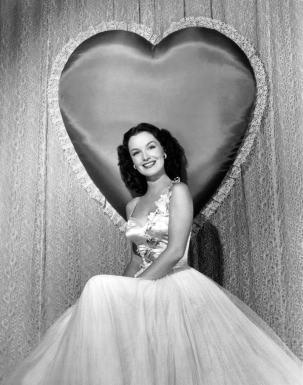 Dorothy Hart 1940s