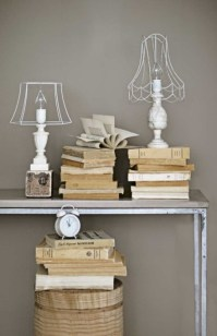 Shadeless Table Lamps