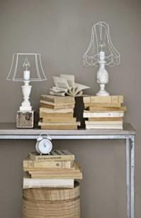 Shadeless Table Lamps | Velvet Palette