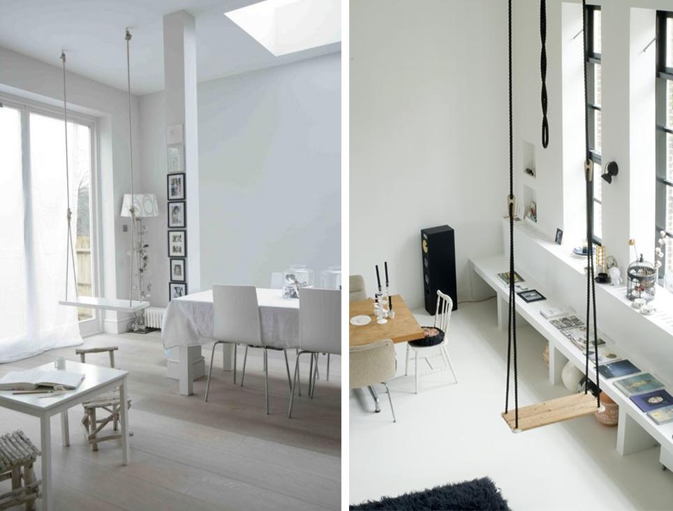 Living Room Swings  Velvet Palette