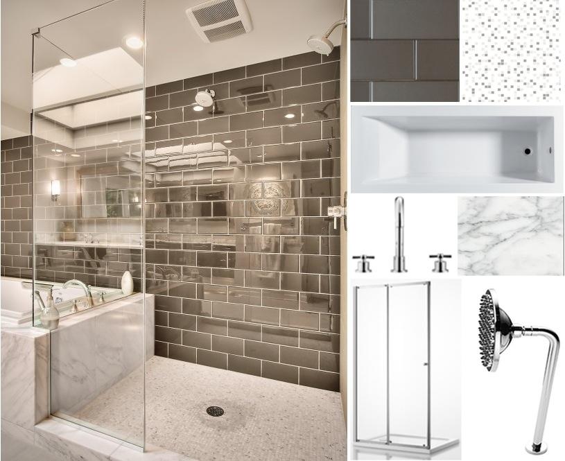Bathroom design ideas  Velvet Palette