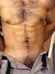 hair chest 1