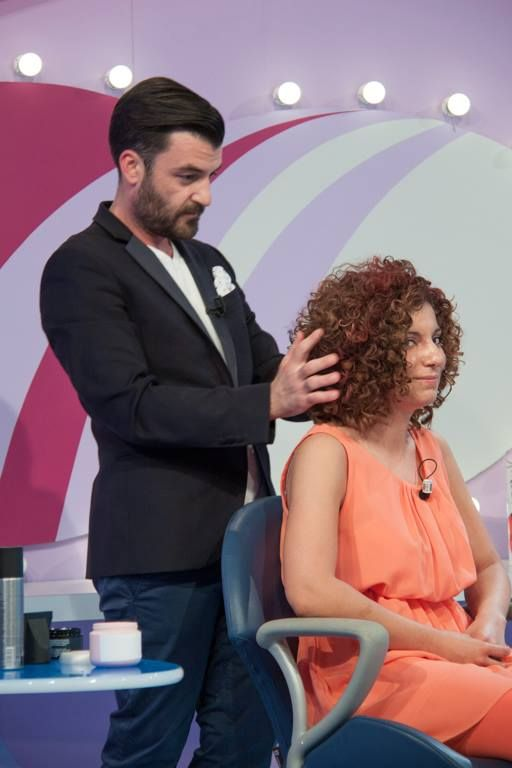 Toni Pellegrino hair stylist di Detto Fatto In autunno diamoci un taglio  ma con stile