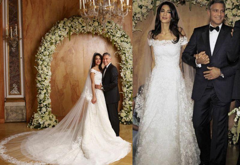 Matrimoni da sogno i 10 abiti da sposa pi costosi al