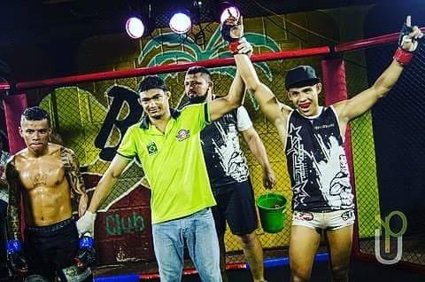 MMA - Bruno Sousa - Jacaré - foto 1