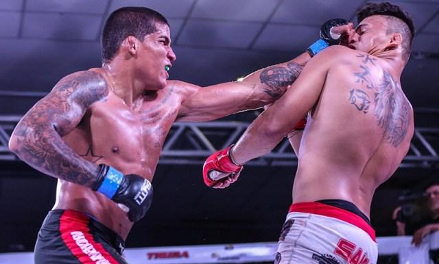 MMA - Kristhian Gomes vence Samuel Aguiar no Rei da Selva 7 - foto 2 - by Michael Dantas
