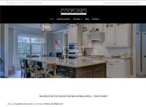 Diseño web Mallorca - Cociplanet