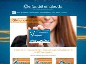 Diseño web en Mallorca - Ofertas del empleado